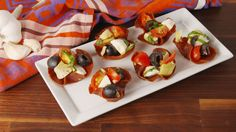 Antipasto Cups  - Delish.com
