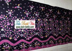 Batik Madura Motif Daun