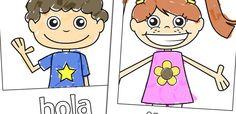 Coloriages en espagnol