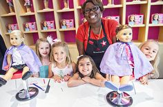 Make a weekend stay extra special with an American Girl hotel Package in Alpharetta Georgia.