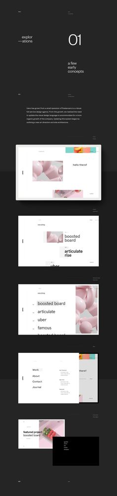 Veles Media. Website & Branding on Behance
