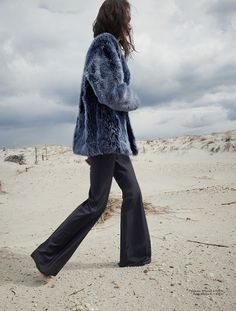 fur and flares