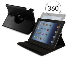 Une housse-support orientable à 360° pour votre iPad