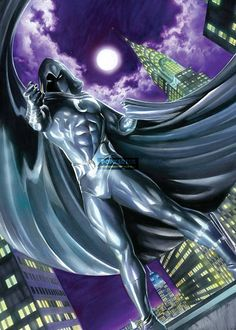 Moon Knight Poster No AS100 via PopKartSg. Click on the image to see more!