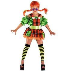 Αποκριάτικη στολή #Πίπη #Φακιδομύτη #Carnival #Karnavali #Apokries #Καρναβάλι #Απόκριες #MySeason