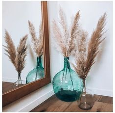 Home Decor Vases ` Home Decor Vases - The Effective Pictures We Offer You About diy home decor A quality picture can tell you many thing - Living Room Decor, Bedroom Decor, Dining Room, Amazon Home Decor, Home Decor Vases, Pampas Grass, Dried Flowers, Boho Decor, Interior Decorating
