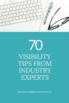 Hot Visibility Tips from Industry Experts to increase your influence and impact online Content Marketing, Online Marketing, Social Media Marketing, Digital Marketing, Business Tips, Online Business, Creative Business, Pinterest For Business, Online Entrepreneur