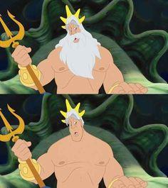 Disney men without beards!!!!