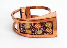 Modernist Matisse Bangle Bracelet Vintage Matisse Renoir