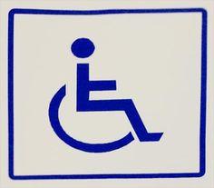 Función informativa: Identificar, indicar, describir, comunicar, etc. Indica que es para minusvalidos.