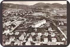 Bodø Sykehus i Nordland fylke Utg Mittet. St Bodø -1953