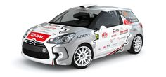 CERS performance (Citroen DS3, Citroen C2) - design and wrap.