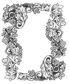 barroque frame