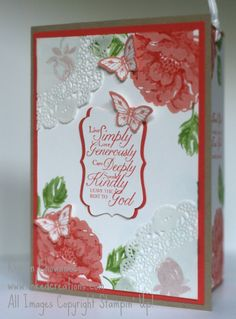 Bookmark Card tutorial from inkedcreations.