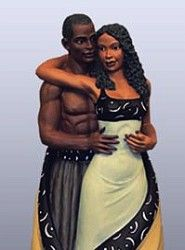 figurine art | African American Figurines - Black Art Depot