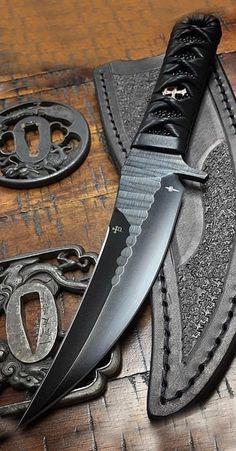Marfione Custom Borka Blade Mini SBK Fixed Blade Knife