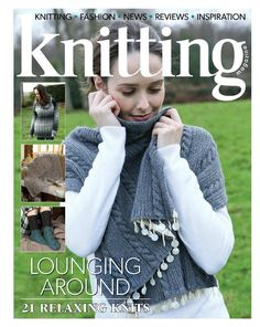 Knitting march 2016 by Liên Huỳnh - issuu Crochet Book Cover, Crochet Books, Knit Or Crochet, Crochet Stitches, Love Knitting, Knitting Books, Knitting Projects, Knitting Needles, Knitting Magazine