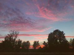 Lovelly sunset