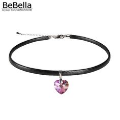 BeBella no allerg heart pendant choker necklace made with Crystals from Swarovski Elements for women 2017 Mother's Day gift //Price: $9.95 & FREE Shipping //     #latest    #love #TagsForLikes #TagsForLikesApp #TFLers #tweegram #photooftheday #20likes #amazing #smile #follow4follow #like4like #look #instalike #igers #picoftheday #food #instadaily #instafollow #followme #girl #iphoneonly #instagood #bestoftheday #instacool #instago #all_shots #follow #webstagram #colorful #style #swag…