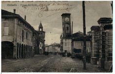 1921, Molinella, Piazza Garibaldi