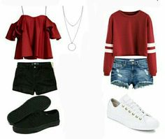 Soy Tn Durand,Tengo Soy argentina y vivo con mi padre ya que no t… I am Tn Durand, I am I am Argentine and I live with my father since I do not… # Fanfic # amreading # books # wattpad Cute Outfits For School, Teenage Outfits, Kpop Outfits, Teen Fashion Outfits, Cute Summer Outfits, Cute Fashion, Outfits For Teens, Trendy Outfits, Girl Fashion