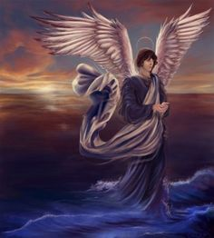 Dedroidify: Archangels: Raphael  Raphael ('Healer of God') typifies the youthful enthusiasm and 'go-aheadness' we need to make progress on our Pathways. He is the rising of the Inner Light in mankind, and heals the hurts we encounter both from circumstances and each other in our eagerness to follow where he leads us.