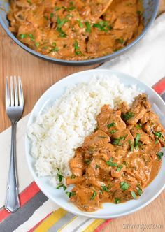 Slimming Eats Syn Free Beef Stroganoff - gluten free, dairy free, paleo, Slimming World and Weight Watchers friendly paleo dinner beef Slimming World Dinners, Slimming World Free, Slimming World Recipes Syn Free, Slimming Eats, Slimming Word, Atkins, Beef Recipes, Cooking Recipes, Recipies