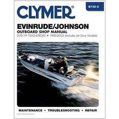 Used gd seloc mercury outboards repair manual 1965 89 seloc clymer evinrude johnson outboard 35 hp motor repair shop service manual 95 03 fandeluxe Choice Image