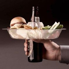 Beer plate? This would be a good gift to my boyfriend. loll