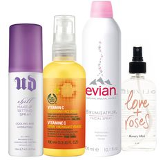 You'll be obsessed with these face mists.