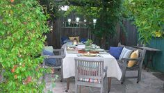 Southern California Gardening: Inexpensive Garden Party Decorating Ideas  California Garden, Southern California, Reading