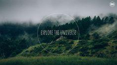 Wallpaper - Explore the Universe - 1920 x 1080 px