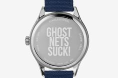 NOAH x Timex Waterbury Watch | HYPEBEAST