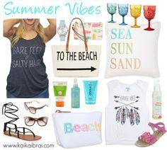 Summer Vibes   Summer Style  www.kaikaibrai.com