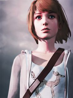 Life is Strange - Max - http://weheartit.com/entry/220677165