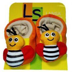 Пинетки с игрушкой Пчеленок