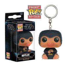 Pocket Pop! Keychain: Fantastic Beasts and Where to Find Them - Niffler