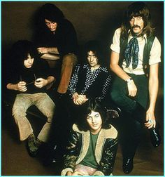 January 1970 Deep Purple Photo by Michael Ochs