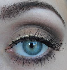 Makijaż oczu głęboko osadzonych – Olsztyn Make-up Patrycja Robakowska – Portfolio & Blog