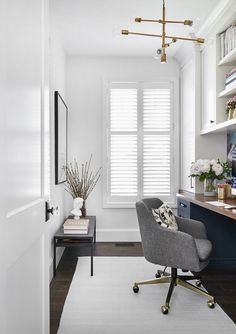 T U G C E saved to Office & Studio & WorkspaceVanessa Francis Design // home office, clean modern office, office inspiration, minimalistic, minimalism
