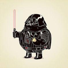 Famous Chunkies by Alex Solis Dark Vador Superman Characters, Star Wars Characters, Star Wars Episodes, Fat Cartoon, Cartoon Art, Cultura Pop, Geeks, Alex Solis, Charlie Brown Snoopy