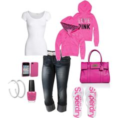 ready for spring, created by hmessenger.polyvore.com