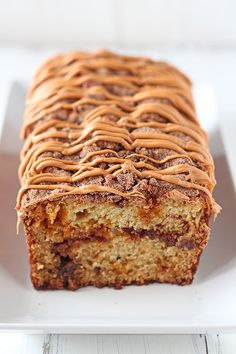 Butterscotch Cinnamon Swirl Quick Bread is an impressively delightful treat that makes a perfect homemade gift or treat. No one has to know how easy it is