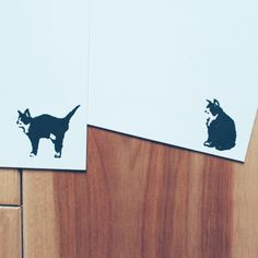 purr-fect stationery