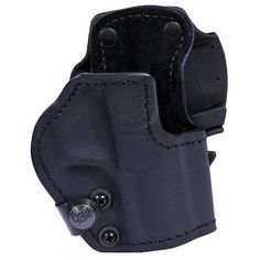 Kydex Holster - Walther P99-PPQ, Black, Right Hand