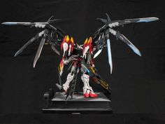 GUNDAM GUY: MG 1/100 Wing Gundam Proto Zero Customized Build - GBWC 2014 (Japan) Entry Preview [Updated 10/5/14]