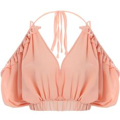 Yoins Tube Top Plunge Halter Sexy Strappy Crop Top ♡ I don't know this site but please don't sell out Summer Crop Tops, Cute Crop Tops, Cropped Tops, Red Crop Top, Crop Top And Shorts, High Waisted Shorts, Strappy Crop Top, Sexy Shirts, Pink Shirts