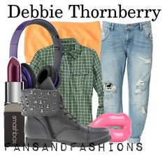 Debbie Thornberry Inspired Outfit - From Nickelodeon's The Wild Thornberrys