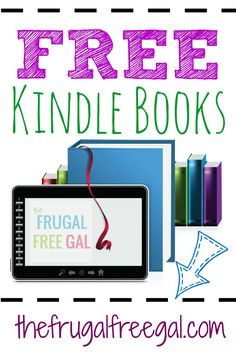 FREE Kindle Books Daily! #goodreads #books