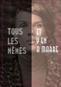 "Give me feedback on ""chansons Stromae"", a work-in-progress on @Behance :: http://be.net/wip/1195103/2106691"